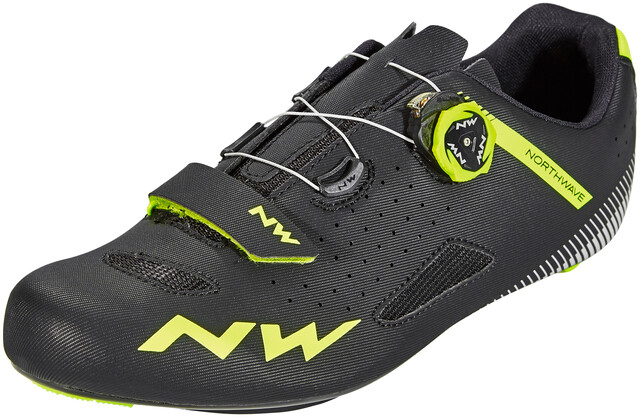 Northwave Blackyellow Shoes Plus Herren Core Fluo doCBexrW